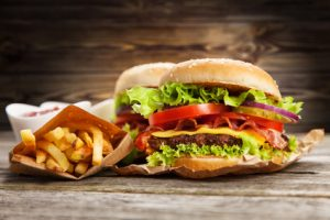 Fast food and oral health